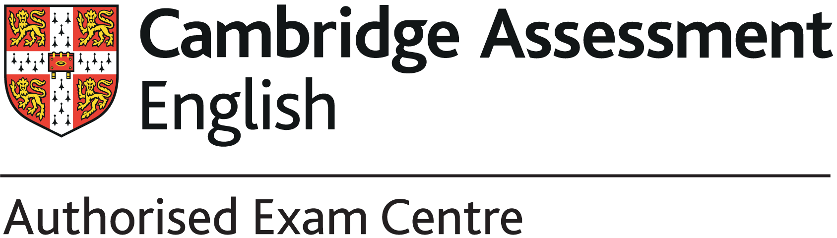 Logo Cambridge English Language Assessment